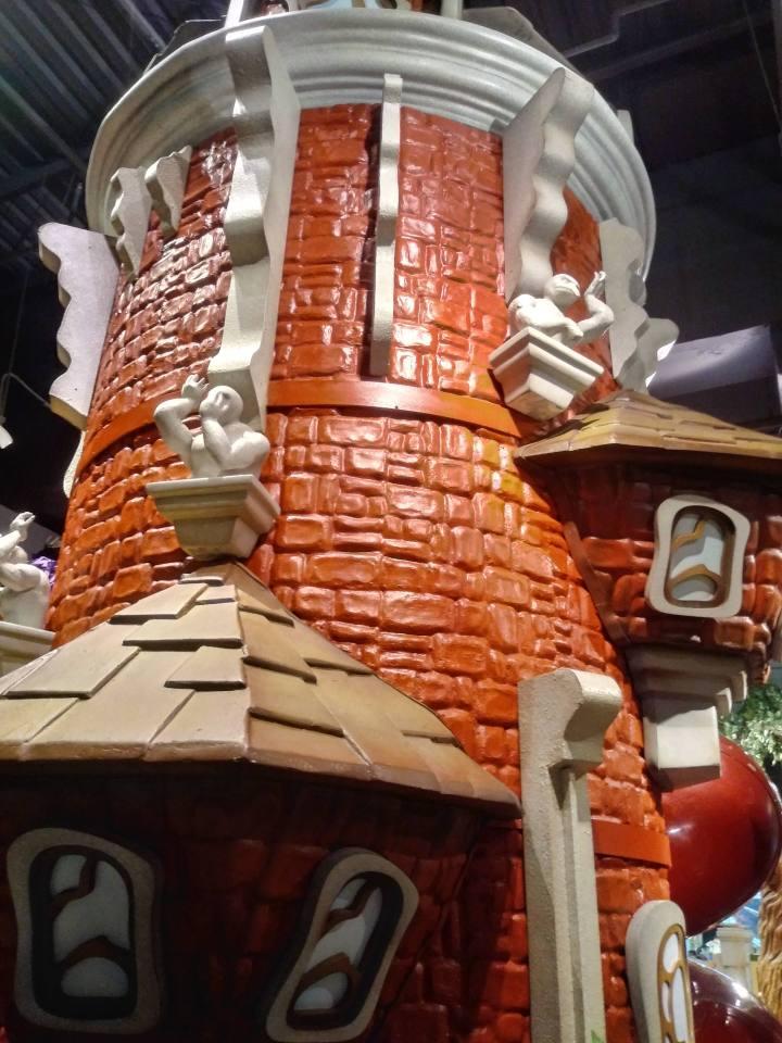 Exposição Castelo Rá-Tim-Bum